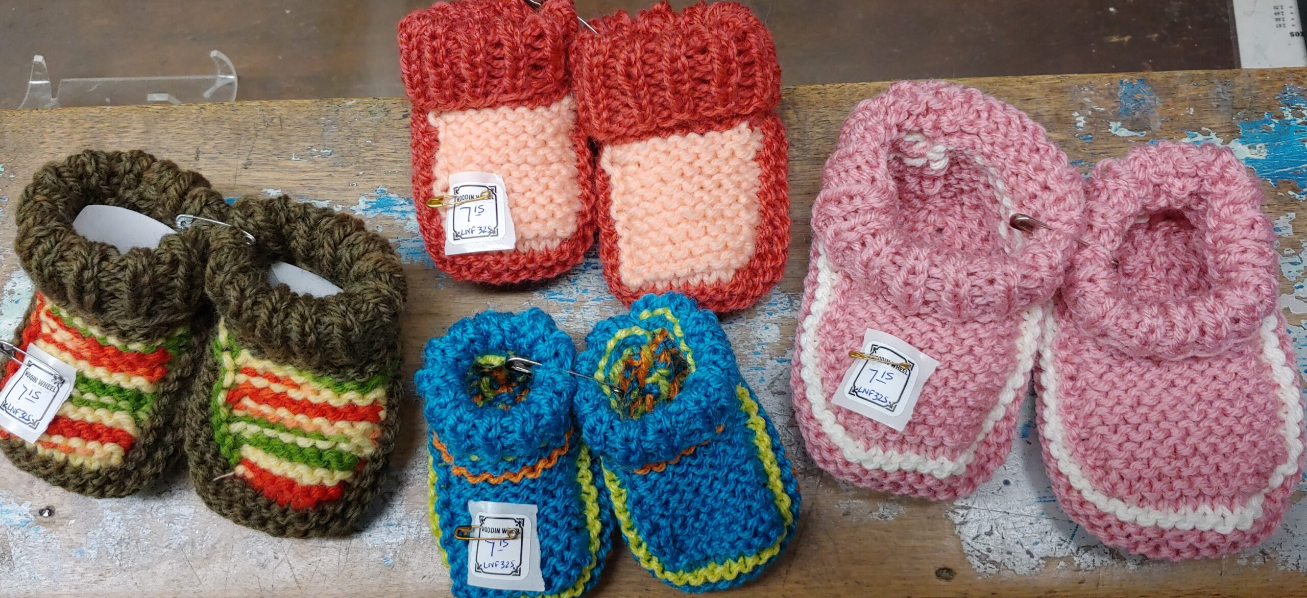 Baby Booties Image